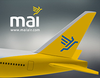 Myanmar Airways International (MAI) Rebrand