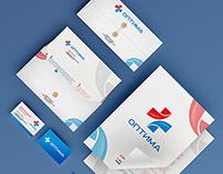 """""""Optima"""" — logo & Identity"""