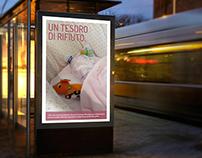UN TESORO DI RIFIUTO- social campaign