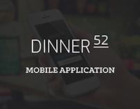 Dinner 52