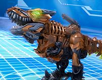Transformers Grimlock Graphics