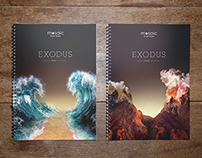 Exodus Study Books Cover Artwork