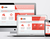 Cuble Responsive Web Design