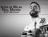 Tour Real Madrid 2014