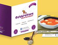 Celebration Restaurant Menu