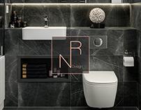 How To Create a BATHROOM CGI by Romas Noreika