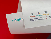 Nendo Branding