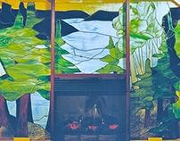 'Muskoka By the Fire'