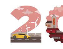 Medeko 20th anniversary