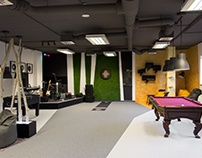 Digic Pictures recreation room