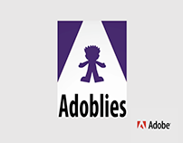 Adoblies (Motion Graphics Mock Promo for Mock Plug-In)