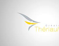 Portfolio identité - Logo, Thériault Création