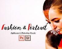 Fashion & Portrait Xmp + Lr Presets