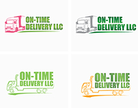 LOGO for a delivery company