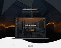 Website - Global Partner Soft