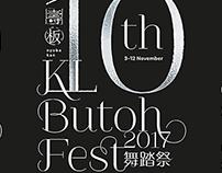 10th KL Butoh Fest 2017