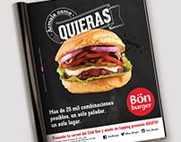 Bon Burger - Ármala como quieras!