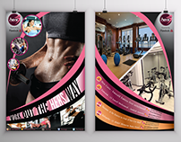 (Here's) Creative Gym Flyer 2
