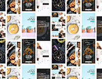 Instagram Social Media Templates