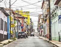 Sao Luis, Brazil.