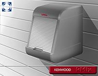 Frigo kMix - Kenwood