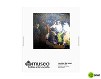 Branding /Rediseño marca - Museo Bellas Artes Sevilla