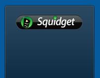 Squidget - GUI design for Android app