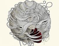 Music Album Art: Prana - O Amor e Outros Azares