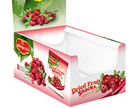 Del Monte Dried Fruit Snacks
