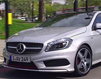 Mercedes-Benz - A Class