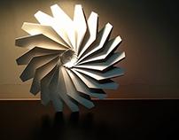 modulation of Folded Shape