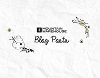 Mountain Warehouse Blog Posts