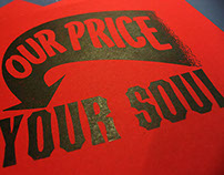 Letterpress - Our Price, Your Soul