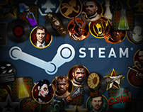 Steam® ▶ Trading Cards Icons