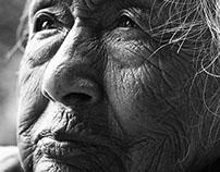 Sabiduría a flor de piel: photo essay and exposition