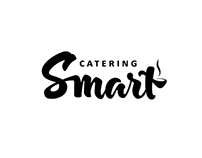 Logo for the catering company