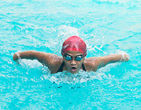 Sports Photography - Swimming