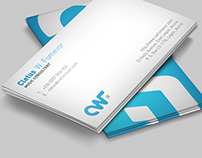 Brand Collateral - Cletus W. Fomevor