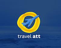 TravelATT - Rebranding