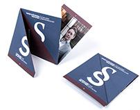 SVS Advocates - Folding invitation
