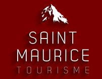 Logotype Saint Maurice