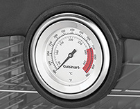 Cuisinart Temperature Gauge