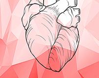 HEART DESIGN QUOTE