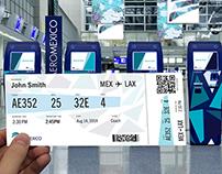 Aeromexico Rebrand