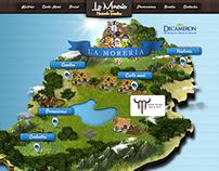 La Morería website