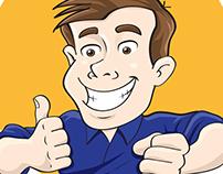 Ilustração para Logotipo