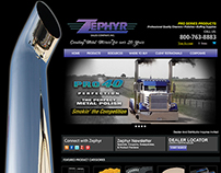 Zephyr Polish Website