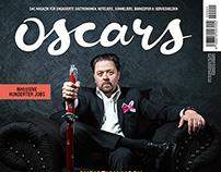 Oscars Magazine Design & Branding