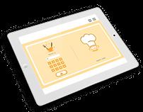Desktop application for restaurant