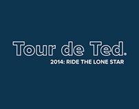 Tour de Ted 2014